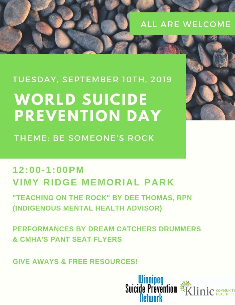 suicide prevention day - photo #2
